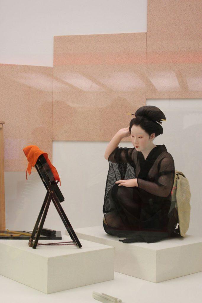 lalki japońskie gdzie zobaczyć Hirata Goyo japanese sosaku ningyo Yokohama Doll Museum
