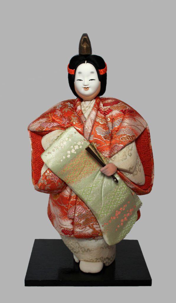 kimekomi ningyō