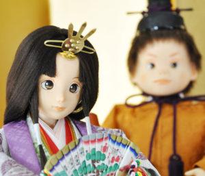 współczesne hina ningyō - anime-gao