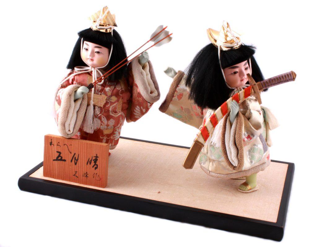 lalki japońskie - warabe ningyo