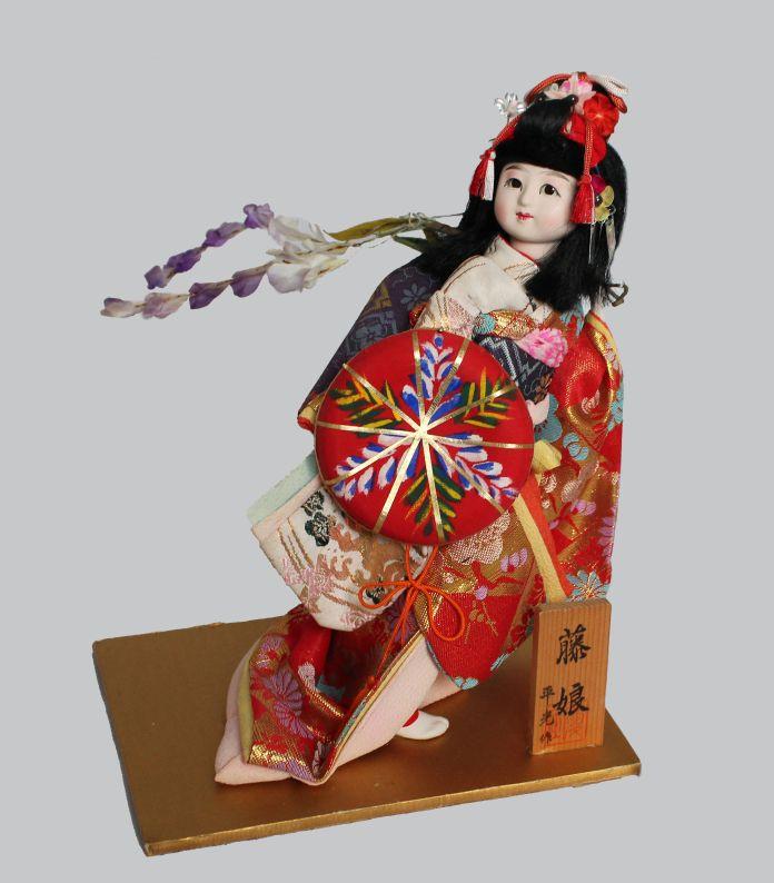 Teatr kabuki - Fuji-musume