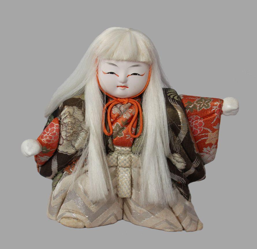 teatr kabuki kagami jishi kimekomi