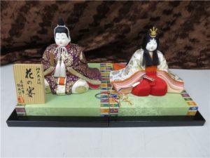 kimekomi ningyo hina ningyō