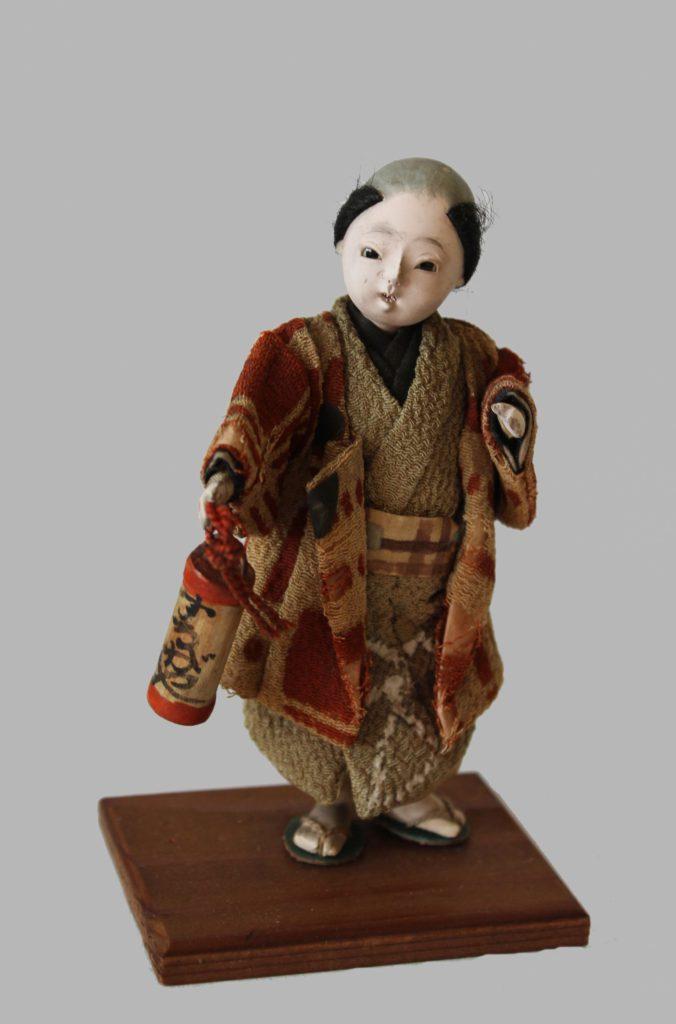 teatr kabuki lalki japońskie