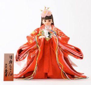 współczesne hina ningyō - licca-chan