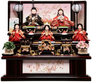 współczesne hina ningyō - oboko