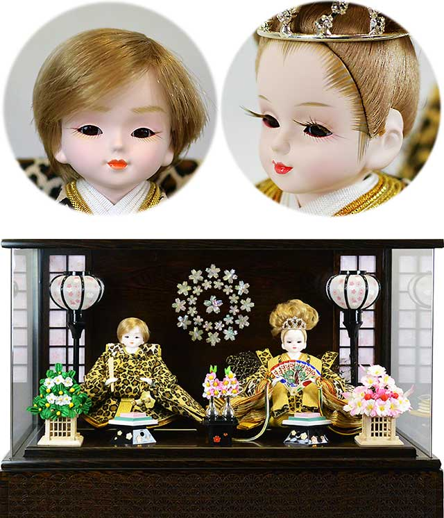 współczesne hina ningyō - princess hina pikotaro