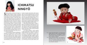 Lalki japońskie dawniej i dziś książka