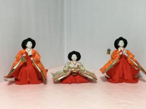 Hina ningyō sannin kanjo