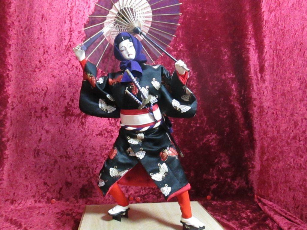 teatr kabuki - sukeroku