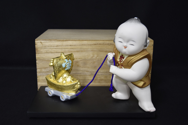 symbolika elementów lalek - takarabune