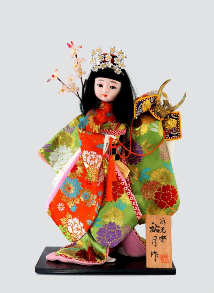 teatr kabuki - yaegaki-hime