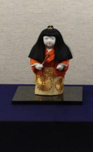 Gosho ningyō - izukura ningyo