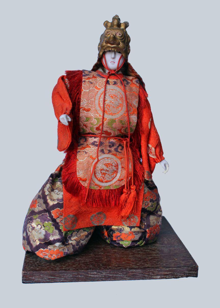 Kultura Japonii isho ningyo bugaku