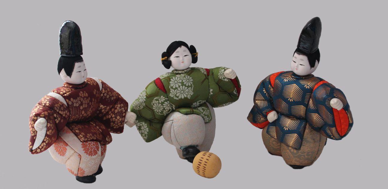 Kultura Japonii kimekomi kemari Heian