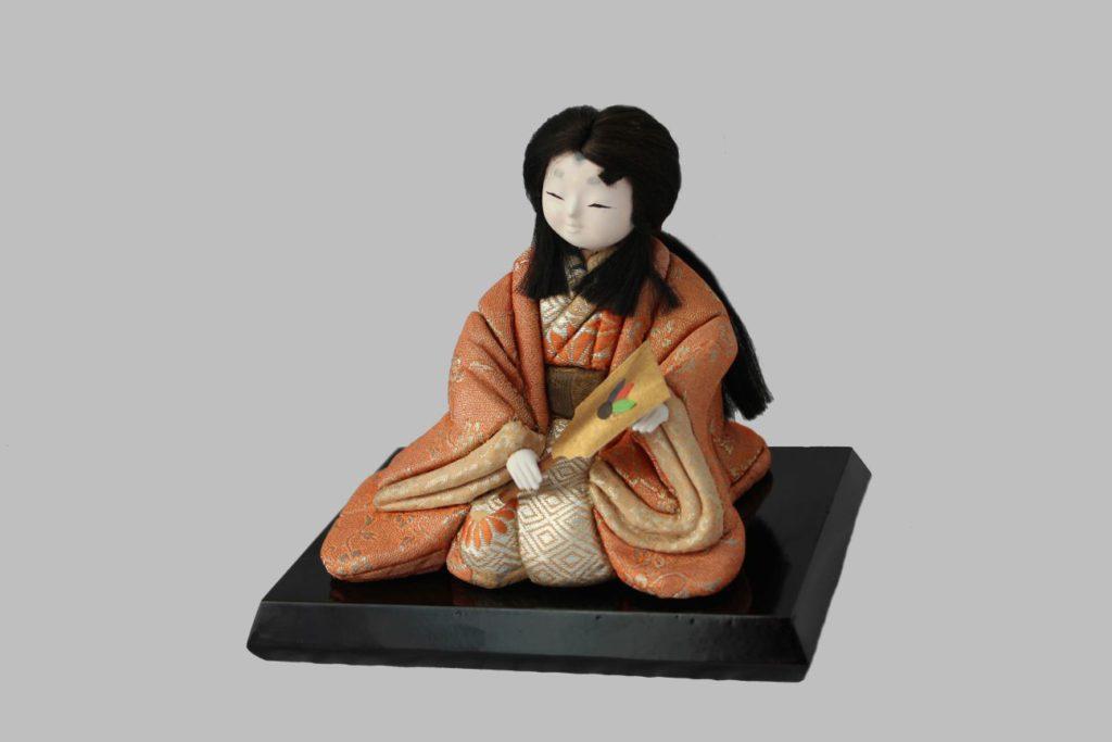 kimekomi Kultura Japonii lalka