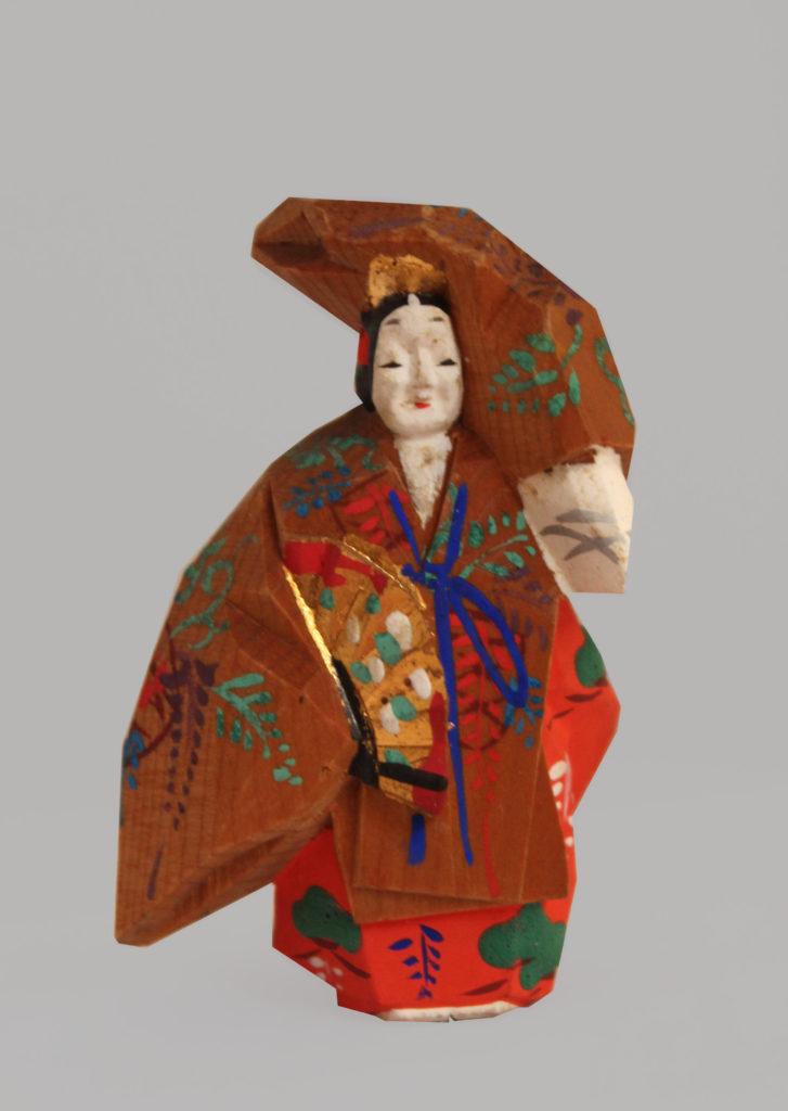 Nara ningyō - Hagoromo