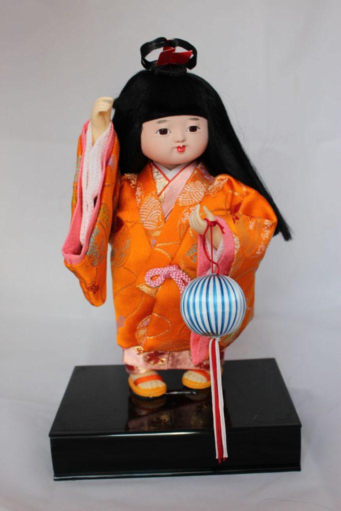 warabe ningyō - temari