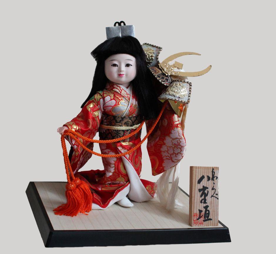 warabe ningyō - Yaegaki-hime