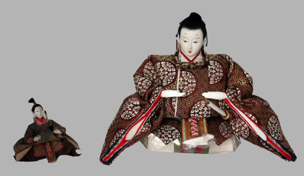 Niestandardowe hina ningyō keshi bina