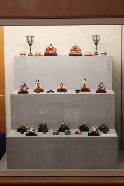 gdzie zobaczyć japońskie lalki Togyoku Saitama