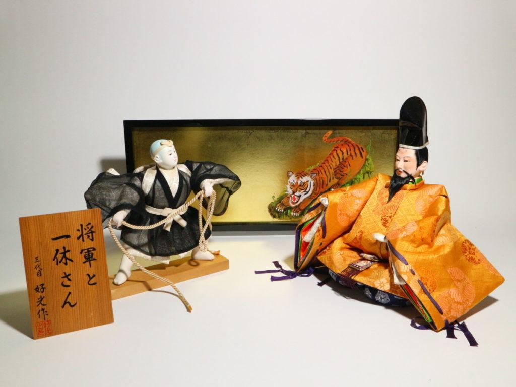 Legendy japońskie - Ikkyu i Yoshimitsu